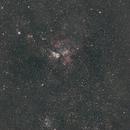 Carina Nebula - Untracked,                                João Pedro Gesser