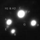 Trapezium at 4m Focal Length,                                CraigT82