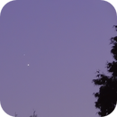 Venus and Jupiter,                                WW