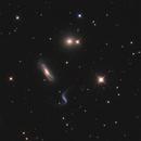 Hickson 44 LRGB Galaxy Group,                                Christopher Gomez