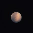 Mars in near Opposition,                                Nightsky_NL