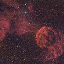 Jellyfish IC443,                                Joe Alexander