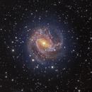 M83 :The Southern Pinwheel Galaxy,                                Toshiya Arai