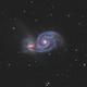 M51 LRGB +Ha,                                Christopher Gomez
