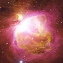 Great Orion Nebula - HSO Palette,                                David Payne