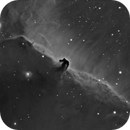 HorseHead nebula in H-alpha (waiting for RGB data),                                José Manuel Taverner Torres