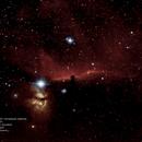 IC 434  Horsehead and NGC 2024 Flame Nebula,                                Robert Van Vugt