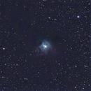 NGC 7023,                                kekkyu