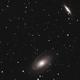 M81 - Bode's Galaxy,                                Invatorke