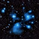 M45 - Pleiades,                                Sabin Fota