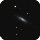 NGC6503 with a full moon,                                lowenthalm