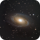 Bodes Galaxy M81,                                AcmeAstro