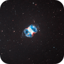 Little Dumbbell Nebula, M 76,                                Dick Newell