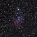 Running Chicken Nebula- Untracked,                                Olga W. Ismael