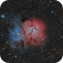 Messier 20,                                Gerson Pinto