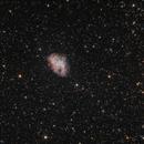 Crab Nebula,                                Guillermo Gonzalez