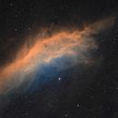 California Nebula (NGC 1499),                                Fred Boucher