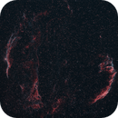 Veil Supernova Remnant (Cygnus),                                Scott Denning
