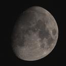 Moon on christmas 2020-12-25,                                Horst Twele
