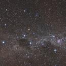SouthernCross, Pointers, Coalsack & Eta Carinae Nebula,                                Geof Lewis