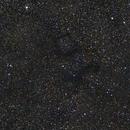 Barnard 143 and 142 near Tarazed,                                Kharan