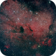 Sagittarius Star Cloud, HaRGB,                                David Johnson