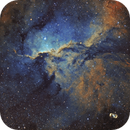 NGC 6188 - The Fighting Dragons in Ara in SHO,                                Ariel Cappelletti