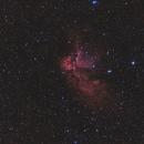 NGC7380 (nébuleuse du sorcier),                                Stephane