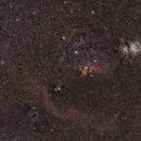 Orion Wide Field, Enhanced!,                                Marco van der Kooij