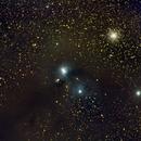 NGC 6729 Corona Australis Complex,                                Paulo Cacella