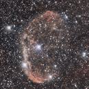 NGC 6888,                                rémi delalande