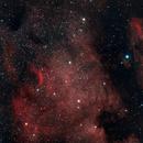 North California and Pelican Nebula,                                Vladimir Minenko