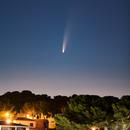 C/2020 F3 NEOWISE,                                Vincent Caron