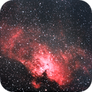 Eagle Nebula,                                Alessandro Merga