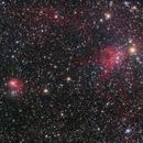 NGC 1931 and IC417 Revised,                                Edoardo Luca Radi...