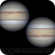 Jupiter 23 May 2019 - 8 min WinJ composite,                                Seb Lukas