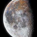 Moon Mosaic,                                astrofalls
