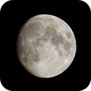 Eleven-Day-Old Moon, July 2, 2020,                                AlenK