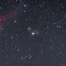 M78,  NGC 2112, and part of Bernard's Loop Wide Field,                                RonAdams
