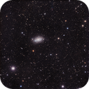 Messier 63 wide field,                                S. Stirling