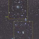 Eastern UMa & CVn: four Messier galaxies in five minutes,                                Marzo Varea