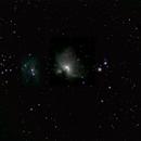 M42 & Friends,                                picsAstro
