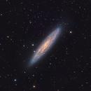 Sculptor Galaxy,                                Ignacio Diaz Bobillo