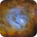 The Lagoon Nebula M8,                                Christoph Lichtblau