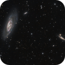M106 With Ha 1st test,                                Le Mouellic Guill...