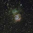 M20 Trifid Nebula,                                Casper Miller
