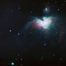 The Great Orion Nebula Messier 42,                                Silkanni Forrer