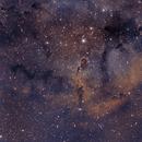 IC1396 SHO and LSHO,                                John Massey