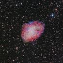 M1 The Amazing Crab Nebula,                                John Hayes