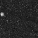 Cocoon Nebula ,                                dennis1951